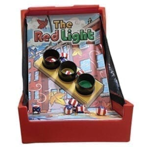 the red light carnival game party rental michigan