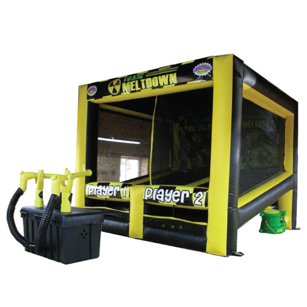 toxic meltdown inflatable party rentals michigan