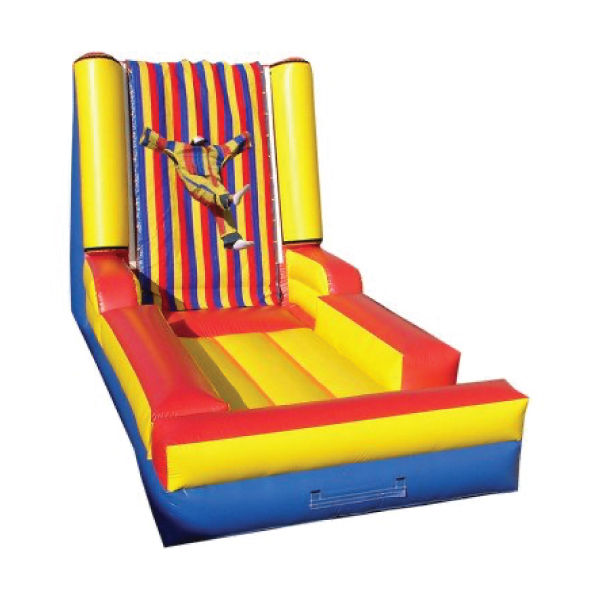 velcro wall inflatable party rentals Michigan
