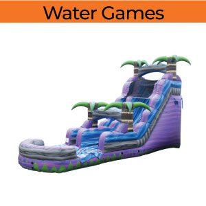 inflatable water slide rentals in michigan party rentals 200