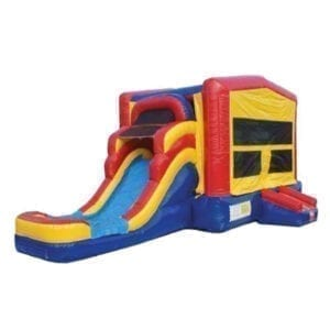water module combo bounce slide combo inflatable party rentals michigan